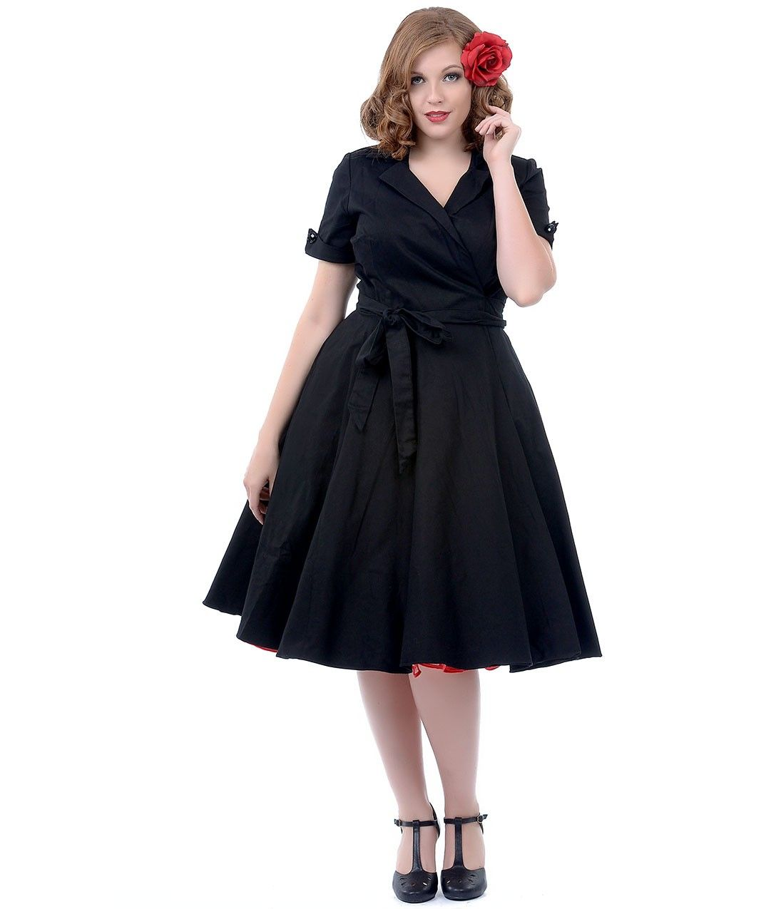 Plus size retro black dress | Good style dresses | Pinterest | Retro