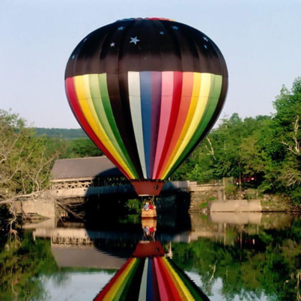 Sedona Arizona Hot Air Balloon Ride for One Shared Basket