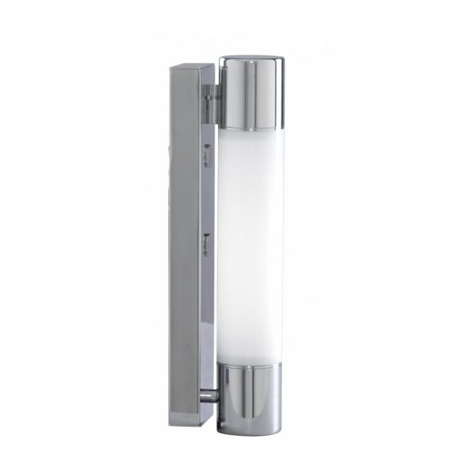 Low Energy Bathroom Wall Light in Chrome