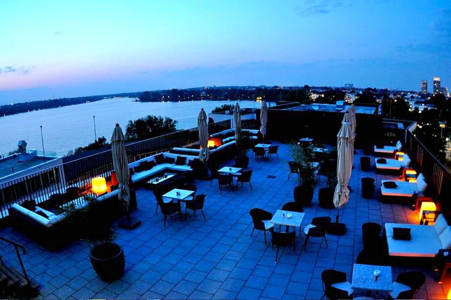 Campari Lounge Hamburg