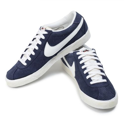 the latest 5cb23 cbc26 CHAUSSURES   SHOES NIKE BRUIN VINTAGE MARINE   BLANC