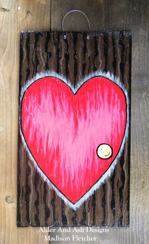 Nightmare Before Christmas Inspired/ Valentines Day Door