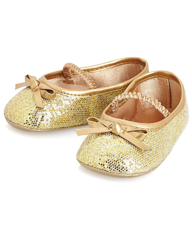 Baby ballet, Baby girl