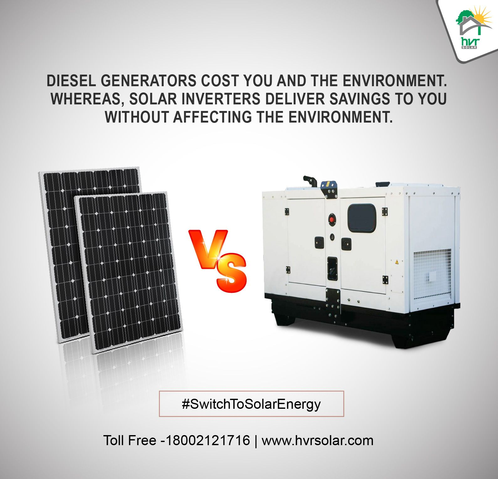 Solarknowledge Unit Cost Of Electricity Including Batteries Cost From Solar Is Approximately Half That Of A Diesel Generator Al Solar Pv Solar Panels Solar