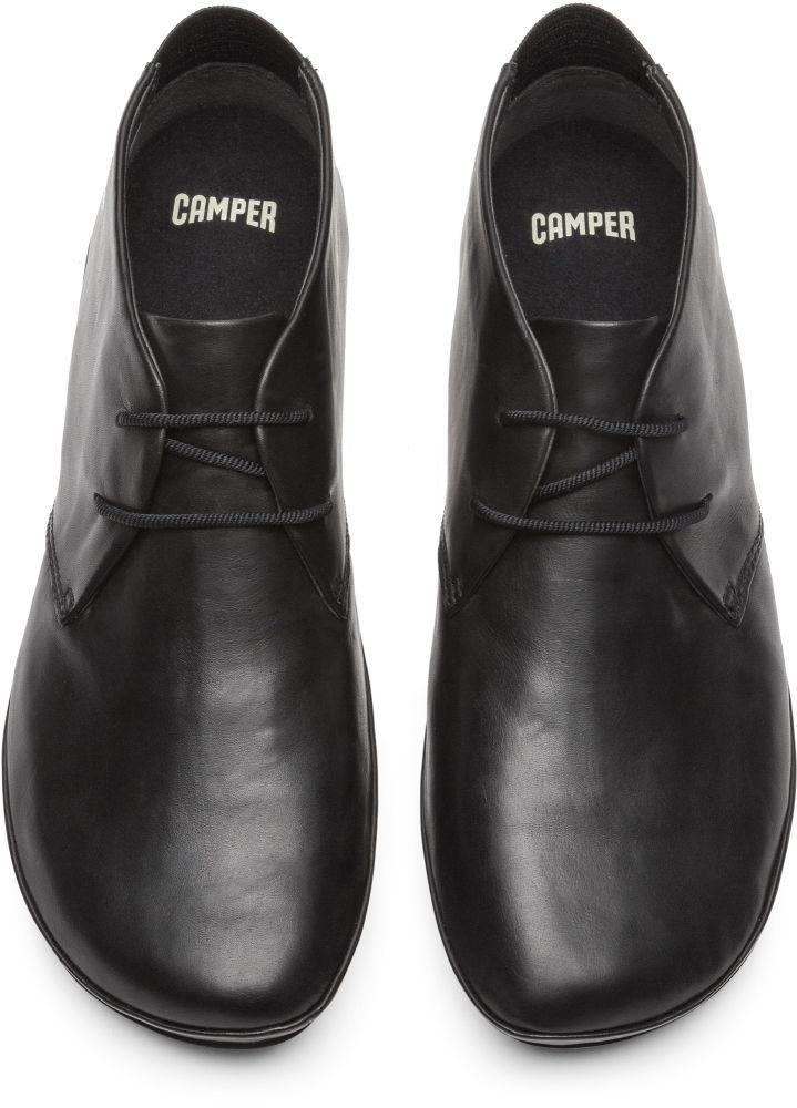 6eeb7729b34dd Camper Right Black Ankle boots Women K400221-002   cipele