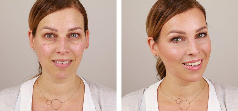 Make-up Tutorial: Natürlicher Alltags-Look