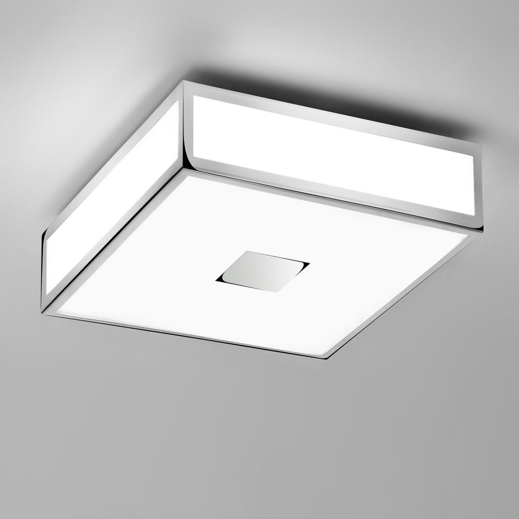 Bathroom Cube Shape Of Bathroom Ceiling Light With Chrome List The Beauteous Bathroom Ceiling Light Inspiration