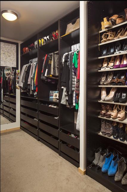 My Closet Setup: The Good, the Bad, & the Ugly :-)