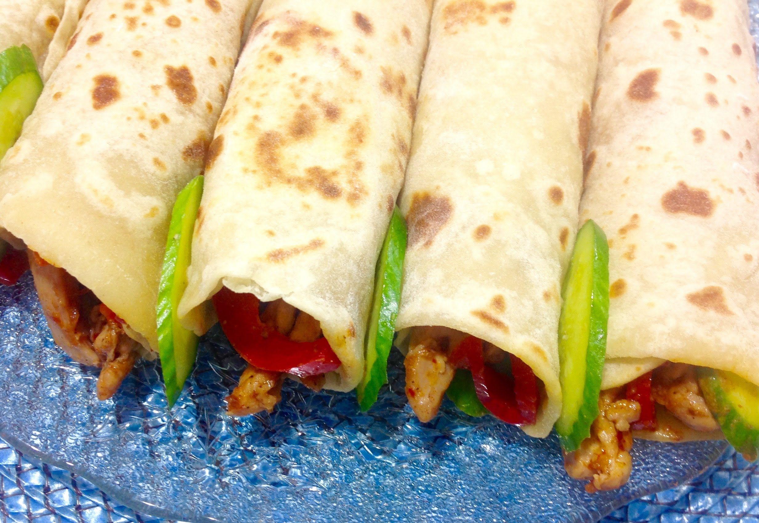 طريقة عمل فاهيتا الدجاج Food Receipes Chicken Recipes Cooking