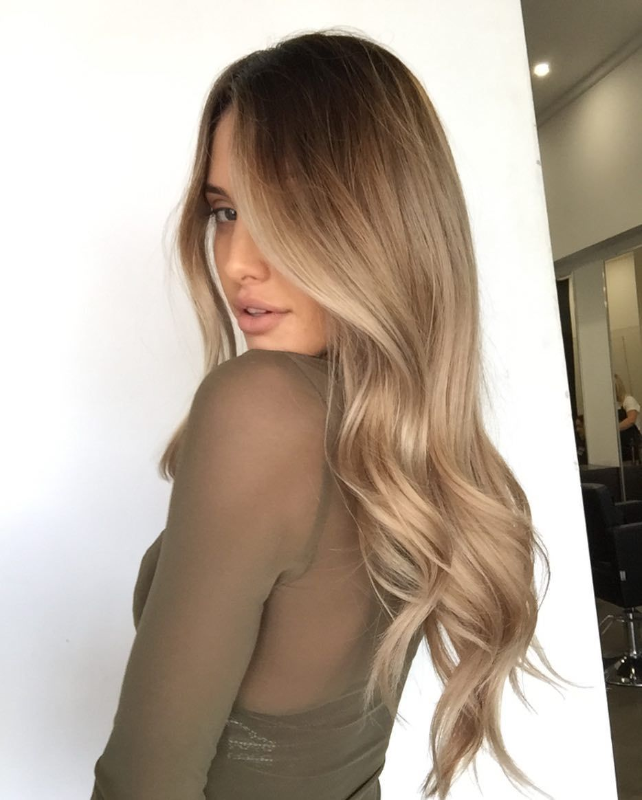 "Chelseahaircutters on Instagram: ""MODLE CALL FOR SYDENY 13th AUGUST CONTACT SALLY DM A PHOTO  IF YOU WOULD LIKE CUT AND BALYAGE BY PETER THOMSEN #sydney #hairstyling…"" #darkblondehair"