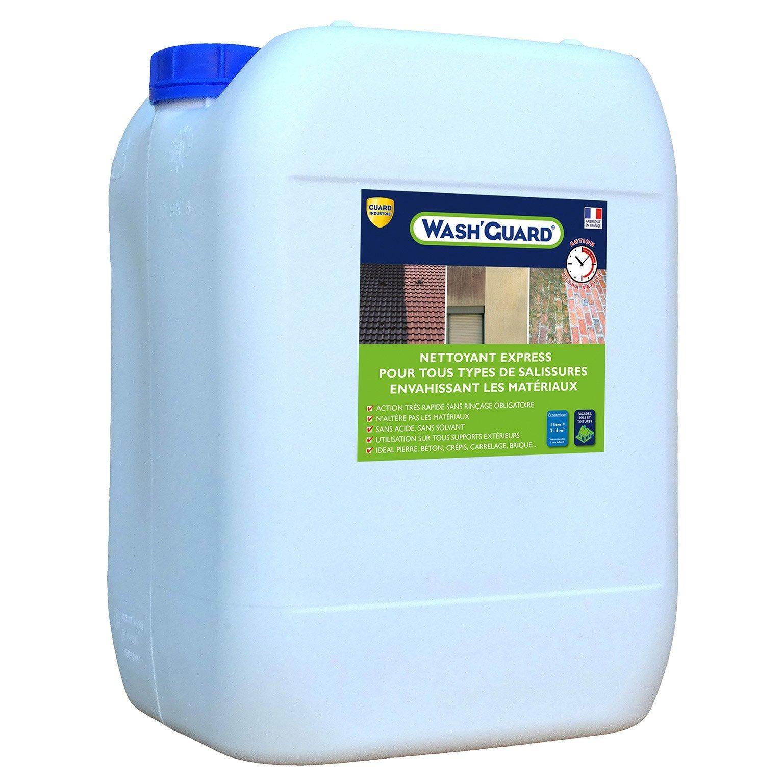 Nettoyant Guard Industrie Wash Guard 20 L Incolore Nettoyant Nettoyage Et Detergent