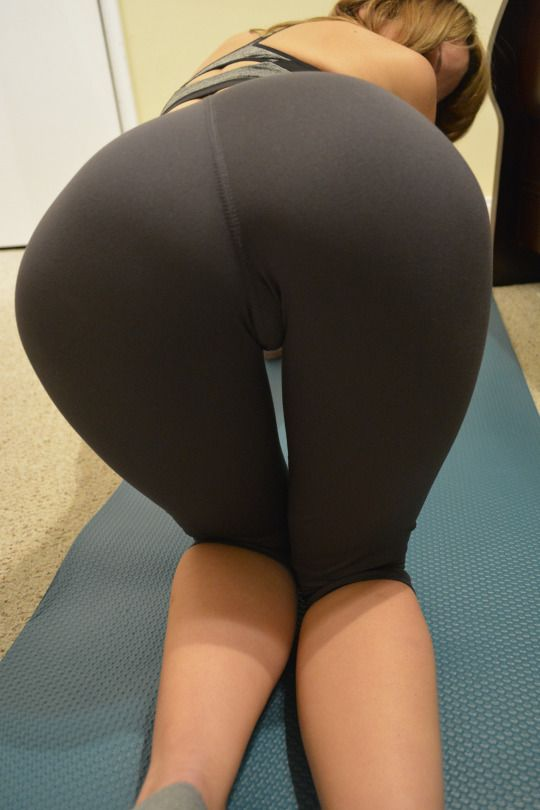 pants yoga tumblr Teen tight girl