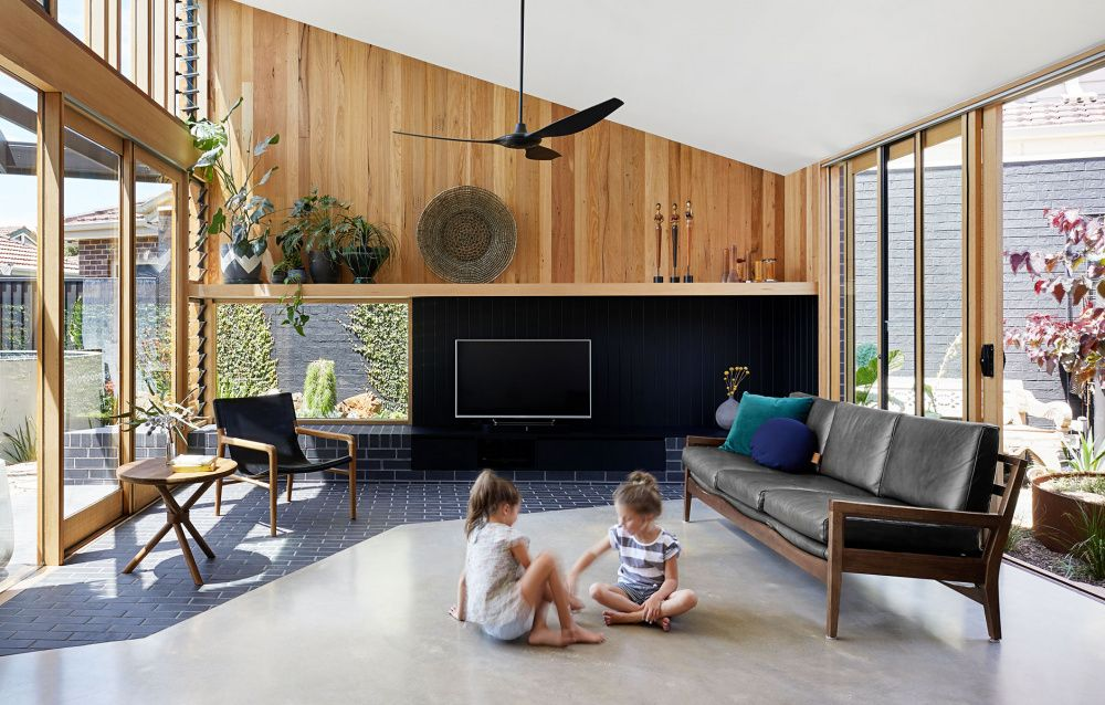 Flowering Now Blooms In Collingwood Home House Architecture