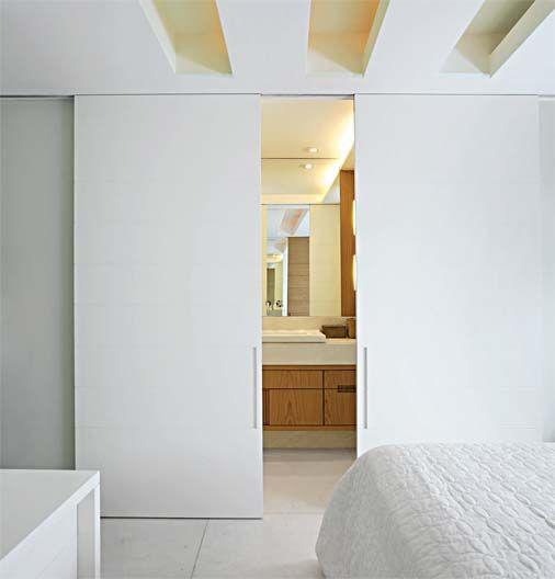 Largura Minima Porta Banheiro : Largura de parede para porta correr embutida pesquisa