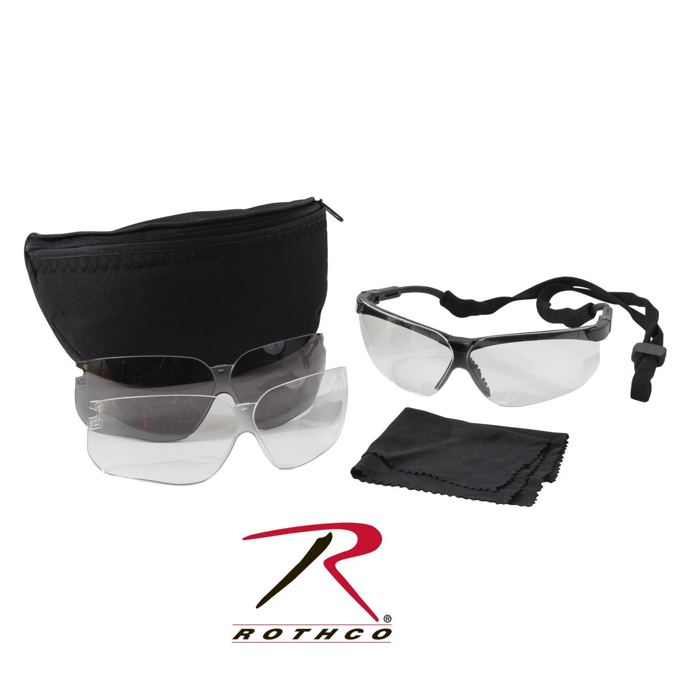 UVEX Genesis Military Eye Protection Kit Eye protection