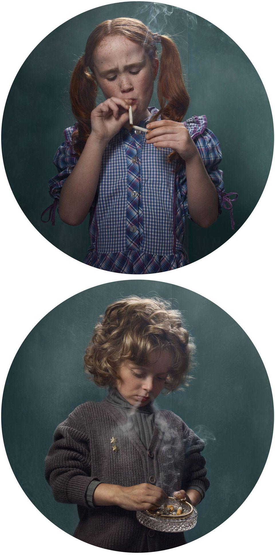 Pesquisa Fotográfica. http://www.hypeness.com.br/2012/01/criancas-fumantes/