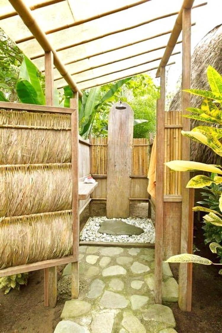 30 Awesome Outdoor Bathroom Design Ideas Outdoor Bathroom