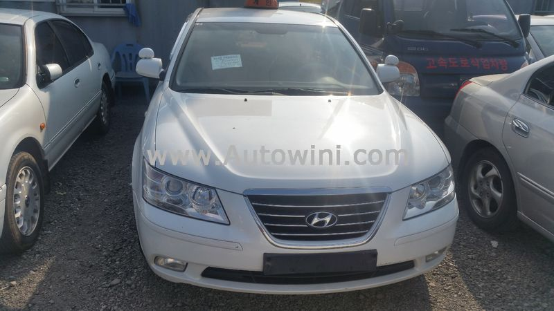 2009 Hyundai Sonata Transform LPG DELUXE Autowinicar