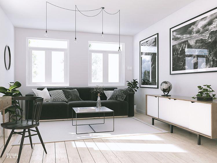 Ver esta foto do Instagram de @studiovisualplus \u2022 56 curtidas Sala - led deckenbeleuchtung wohnzimmer