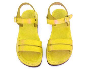 DAFNA Style SANDALIM Beautiful Handmade Sandals for Men Women Genuine Leather