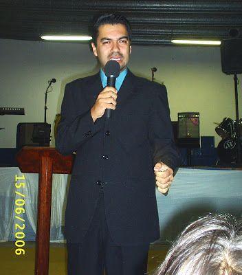 Missões é a tarefa inacabada da igreja.: 04/17/08