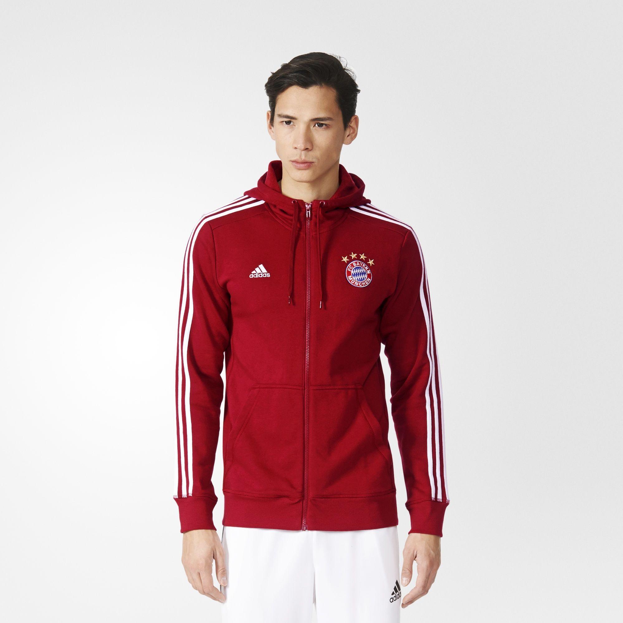 adidas Chaqueta FC Bayern Chaqueta FC con capucha 15720 | 9b02c62 - accademiadellescienzedellumbria.xyz
