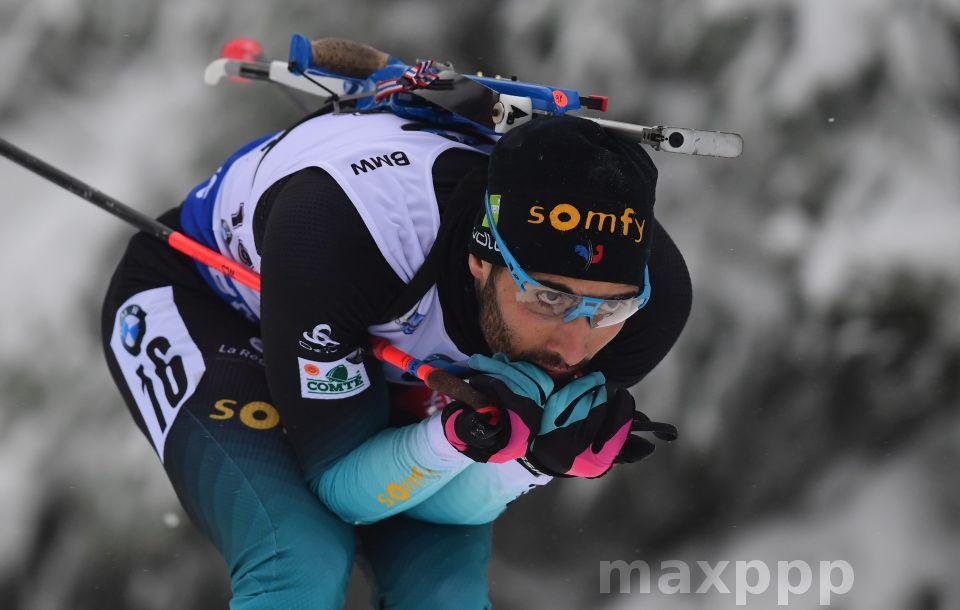 Coupe du monde biathlon 2019