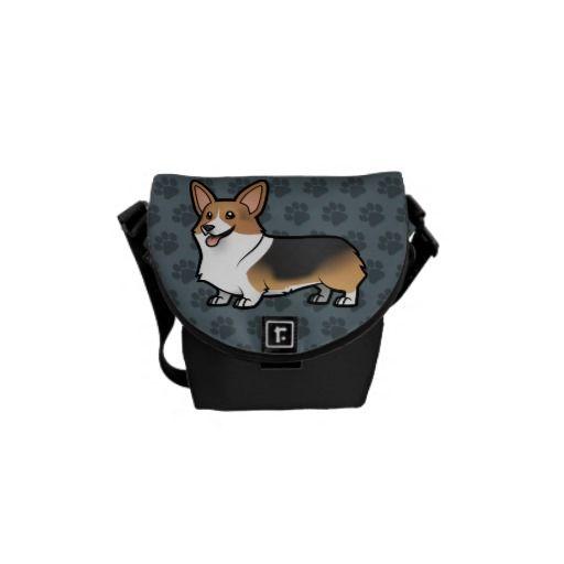 Design Your Own Pet Messenger Bags