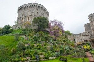 Windsor Castle - Round Tower
