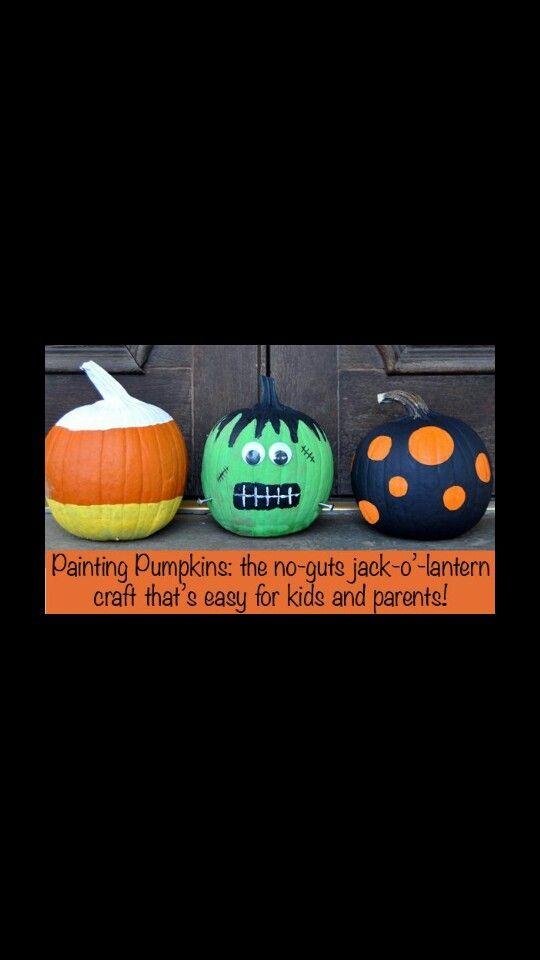 Pumpkins for Halloween, Frankenstein