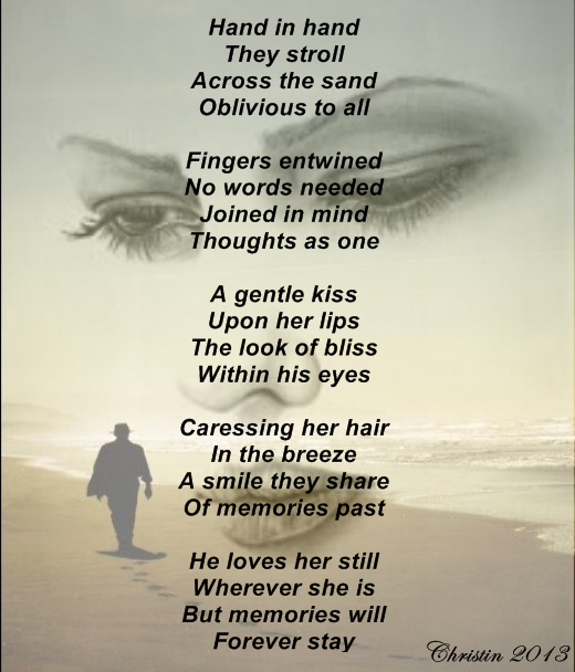 Short Sweet I Love You Quotes: Christins Poems About Love And Life: No Words Needed