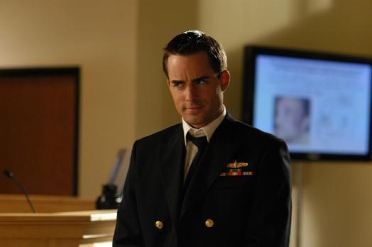jag tv Lieutenant Gregory 'Vic' Vukovic - Bing Images