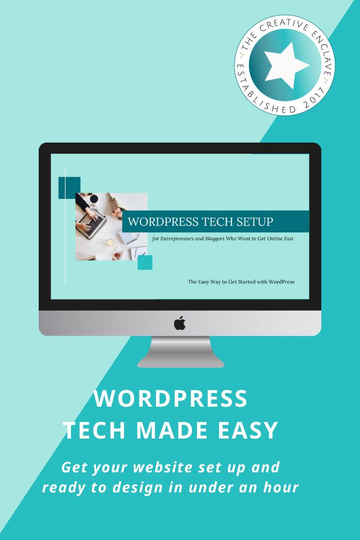 Tutorial Wordpress Tech Setup In 2020 Web Design Tips Online Tech Wordpress Website