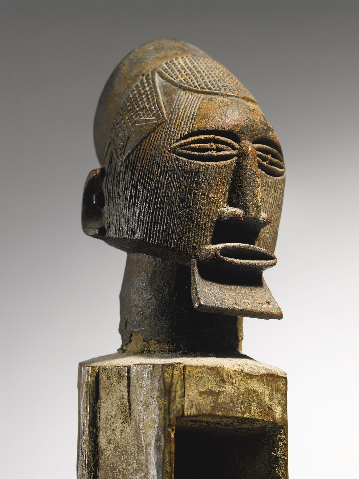 Teke Male Power Figure, Democratic Republic of the Congo | Lot | Sotheby's