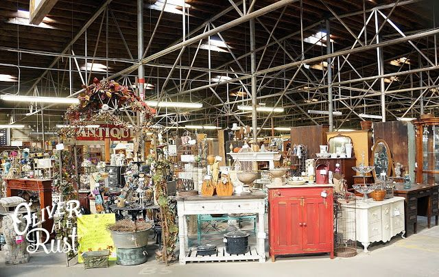 Antique Tobacco Barn Asheville NC Antique Shops And