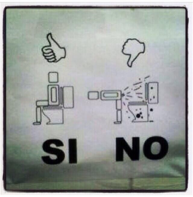 How To Use And Not A Toilet Funny Lol Bathroom