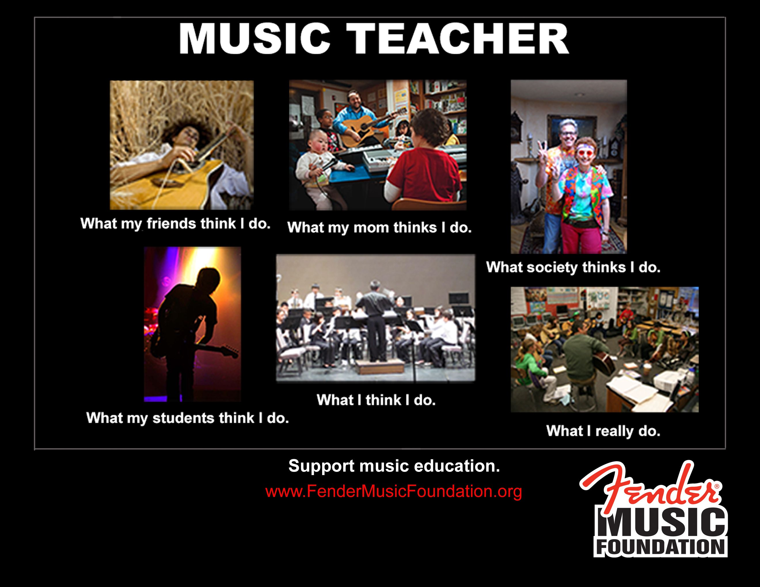 Support Music Educators