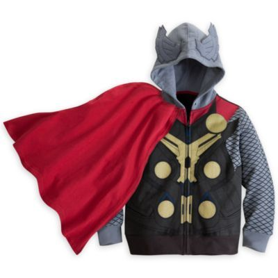Thor Hoodie for Boys from Disney Store for $32.95