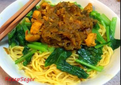 Satu Resep Mie Ayam Solo Sederhana Yang Enak Dan Lezat Resep Masakan Indonesia Resep Masakan Masakan Indonesia