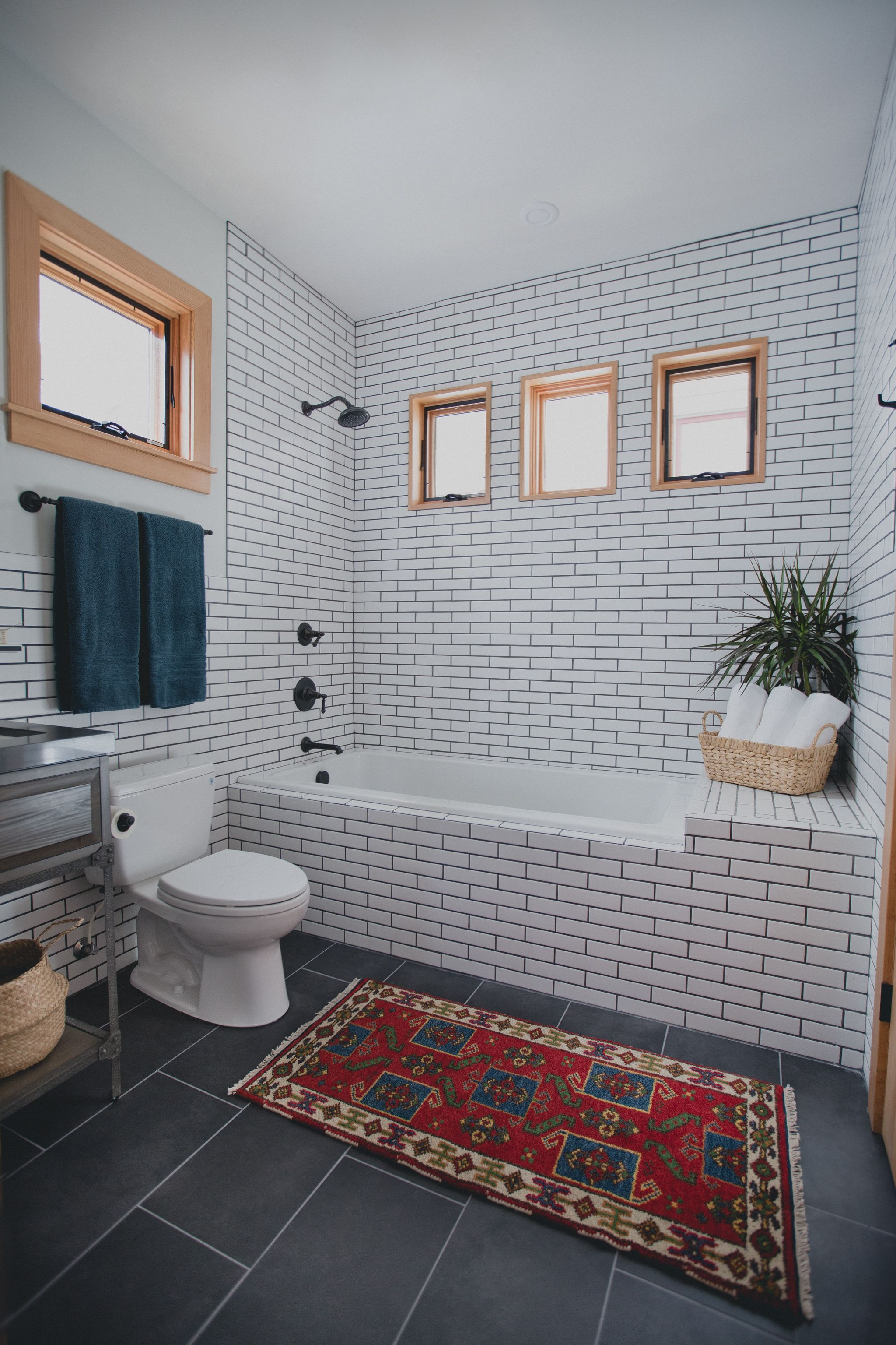 Pental Surfaces Up Tile In Black Http Www Pentalonline Com Blog P 4622 Small Bathroom Decor Bathroom Decor Small Bathroom