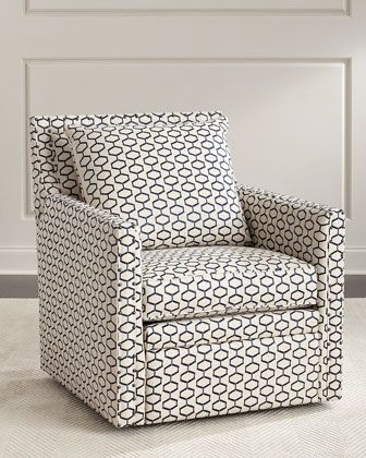 Brilliant Kadi Swivel Recliner Chair At Horchow Bedroom Swivel Bralicious Painted Fabric Chair Ideas Braliciousco