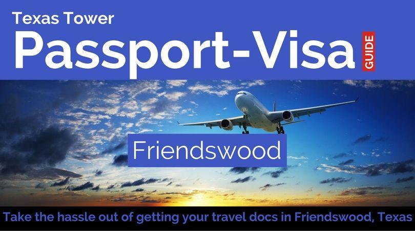 Good morning Friendswood, TX! Outsource your passport and travel visa tasks and keep it local! #Passport #local #ttot #BrazilVisa #ChinaVisa