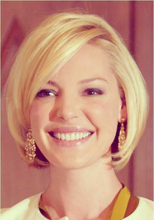 Best Short Hairstyles For Round Faces Short Hair Styles For Round Faces Short Hair Styles Hair Styles 2014