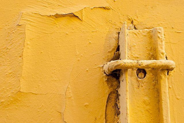 Escondite amarillo, via Flickr. http://www.flickr.com/photos/ivanovo