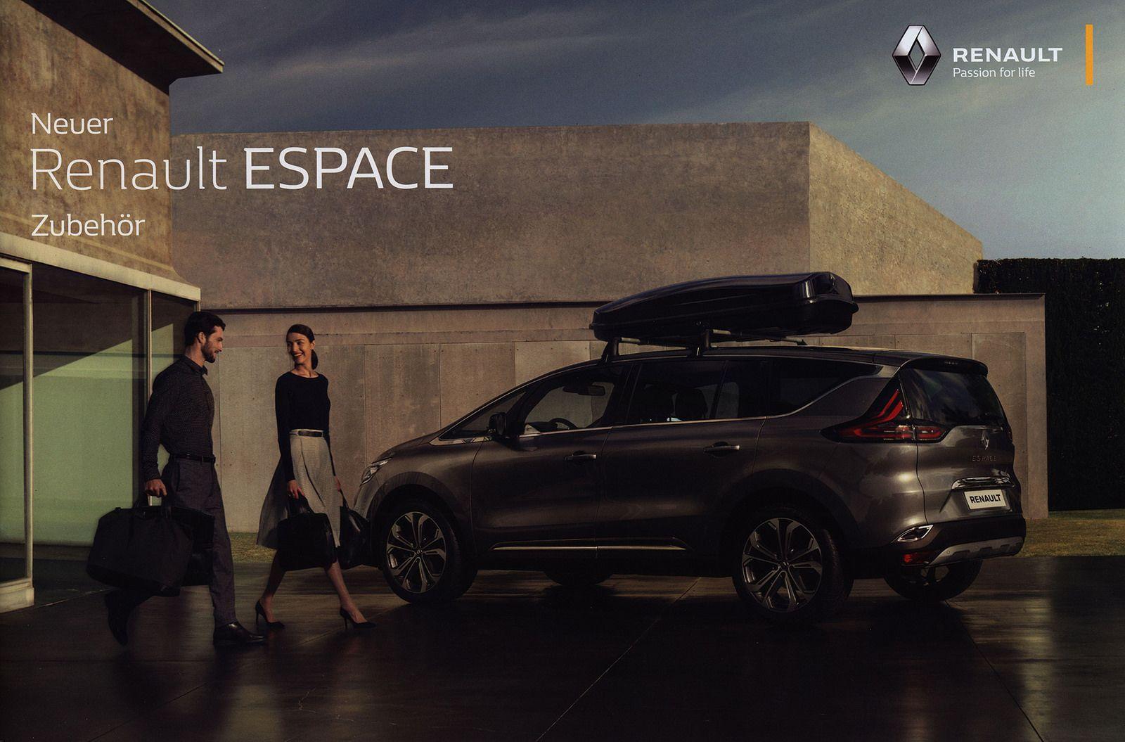 https://flic.kr/p/L6gctS | Renault Espace Zubehör, neuer; 2015_1