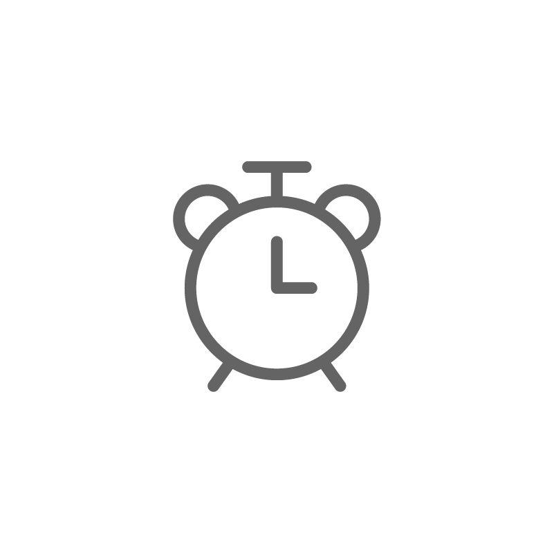 Alarm Clock Morning Awake Icon Download On Iconfinder Clock Icon Ios Icon App Icon
