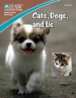 Cats Dogs And Us Grades K 2 Lesson Animal Years Animal Study Animals