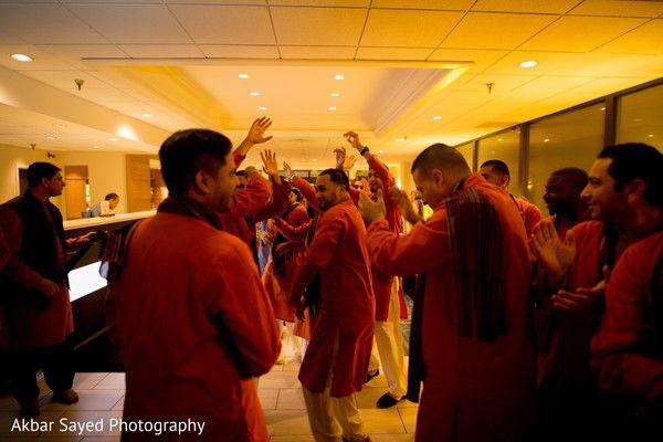 Mehndi Party Dance : Indian groomsmen dancing at mehndi party http: www.maharaniweddings