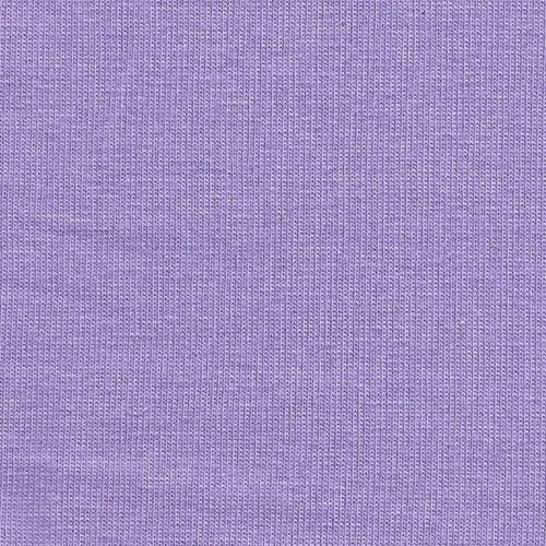 2018542745f Lilac 10oz. Cotton/Lycra Jersey Knit Fabric | Fabric for clothing ...