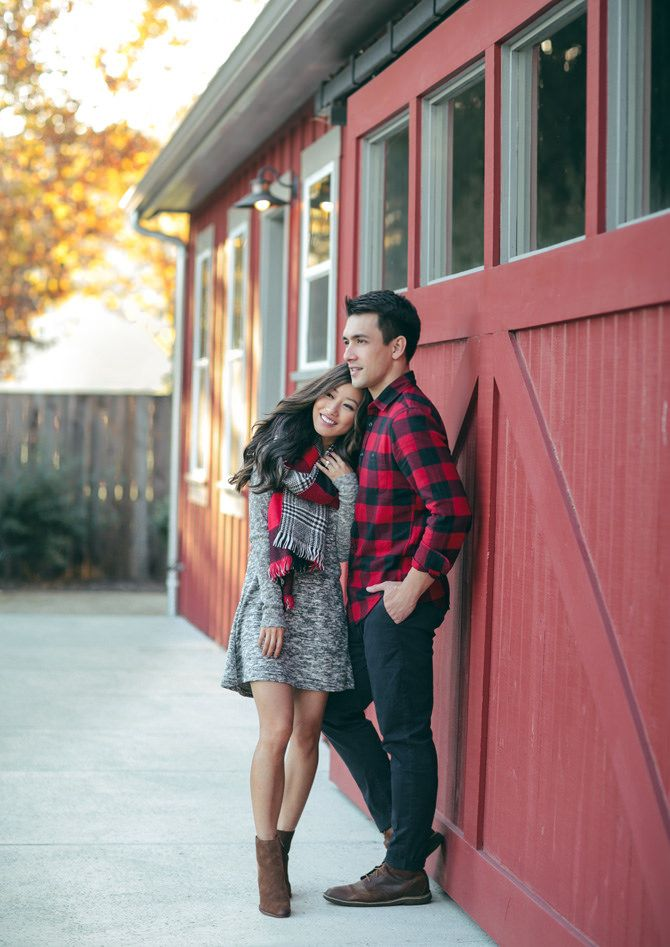 ad01f5126d4 Cozy Napa Valley Getaway // His & Hers Casual Holiday Style | my ...
